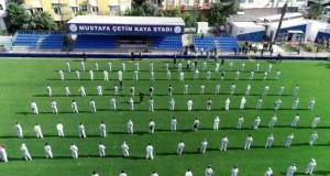 250 kişilik yıkanabilir maske dağıtım ordusu
